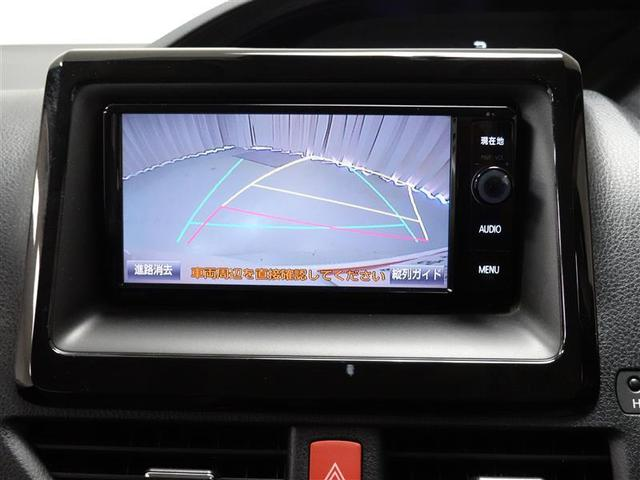 GI フルセグ メモリーナビ DVD再生 後席モニター バックカメラ 衝突被害軽減システム ETC 両側電動スライド LEDヘッドランプ 乗車定員7人 3列シート ワンオーナー(9枚目)