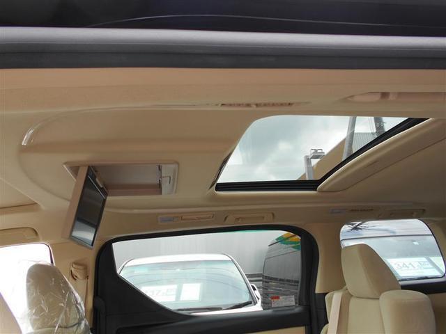 X サンルーフ 4WD フルセグ DVD再生 後席モニター バックカメラ ETC ドラレコ 両側電動スライド LEDヘッドランプ 乗車定員7人 3列シート ワンオーナー アイドリングストップ(10枚目)