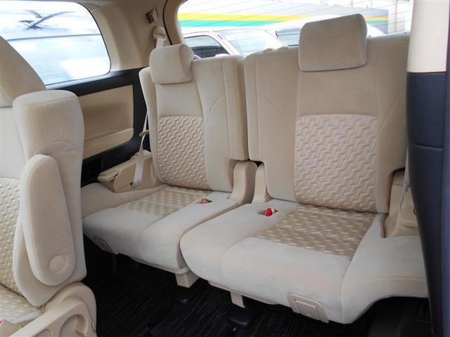 X サンルーフ 4WD フルセグ DVD再生 後席モニター バックカメラ ETC ドラレコ 両側電動スライド LEDヘッドランプ 乗車定員7人 3列シート ワンオーナー アイドリングストップ(19枚目)