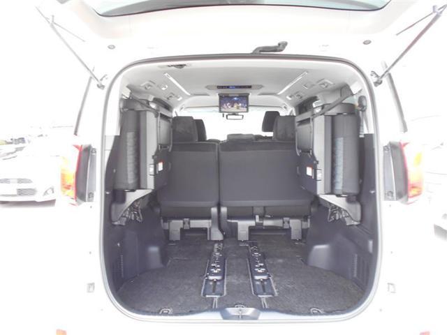 2.5S フルセグ メモリーナビ DVD再生 後席モニター バックカメラ 衝突被害軽減システム ETC ドラレコ 両側電動スライド LEDヘッドランプ 乗車定員7人 3列シート ワンオーナー(19枚目)