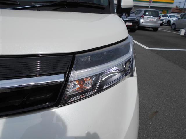 カスタムG-T 衝突被害軽減システム 両側電動スライド LEDヘッドランプ ワンオーナー アイドリングストップ(19枚目)