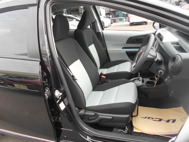 トヨタ アクア S LEDヘッドライト ナビ ワンセグ ETC