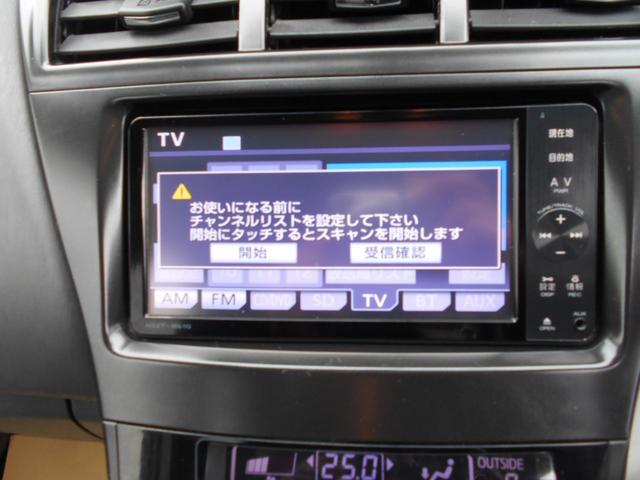 トヨタ プリウスアルファ G ナビ バックガイドモニター ETC 5人乗り フルエアロ