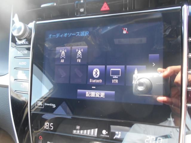 「トヨタ」「ハリアーハイブリッド」「SUV・クロカン」「広島県」の中古車7
