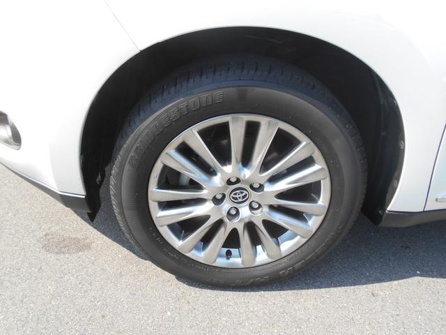「トヨタ」「ハリアーハイブリッド」「SUV・クロカン」「広島県」の中古車25