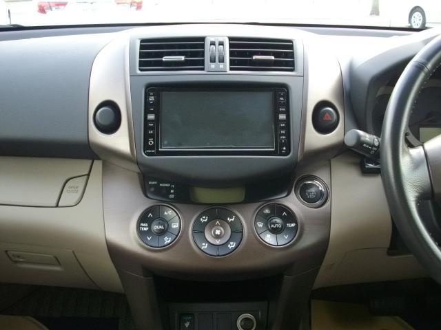 トヨタ ヴァンガード 240S 4WD 7人 HDD ETC Bカメ ワンオーナー