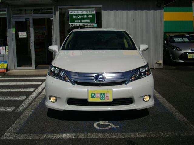 「レクサス」「HS」「セダン」「広島県」の中古車5