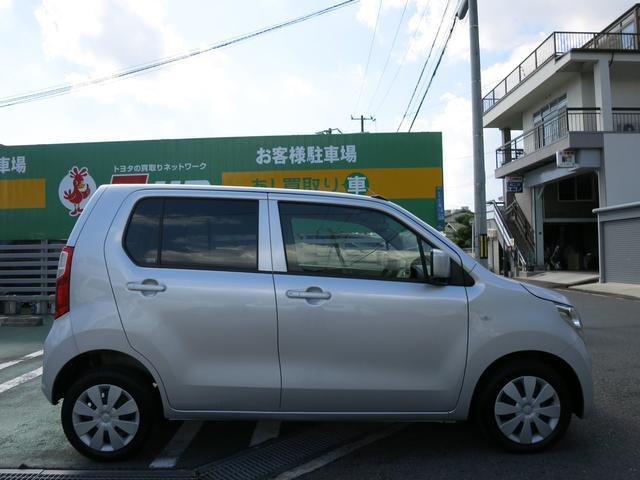 スズキ ワゴンR FX CD シートヒーター