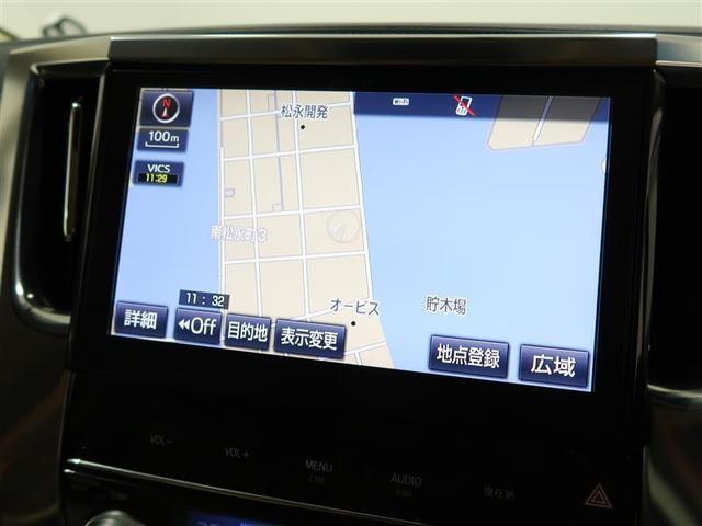 X 4WD フルセグ メモリーナビ DVD再生 後席モニター バックカメラ ETC 両側電動スライド HIDヘッドライト 乗車定員8人 3列シート ワンオーナー(9枚目)