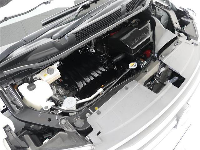 ハイウェイスター S-ハイブリッド フルセグ HDDナビ DVD再生 バックカメラ 衝突被害軽減システム ETC 両側電動スライド HIDヘッドライト 乗車定員8人 3列シート ワンオーナー(18枚目)