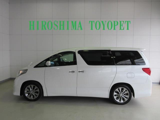 トヨタ アルファード 240S プライムセレクションII