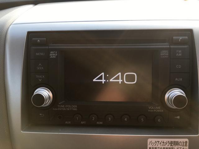 FXリミテッド 4WD クリアランスソナー シートヒーター(10枚目)