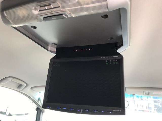 ASアルカンター 後席モニタ 両側電動スライドドア 4WD(19枚目)