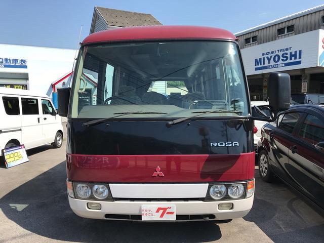 バス MT バックカメラ 29人乗り(3枚目)