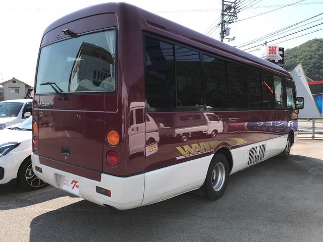 バス MT バックカメラ 29人乗り(4枚目)