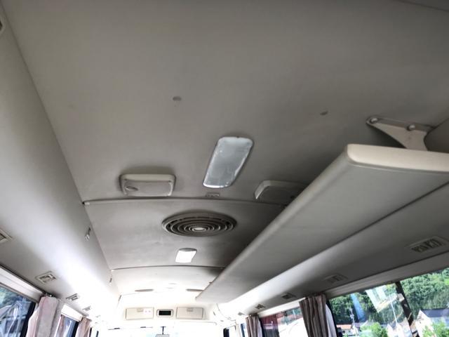 バス MT バックカメラ 29人乗り(21枚目)