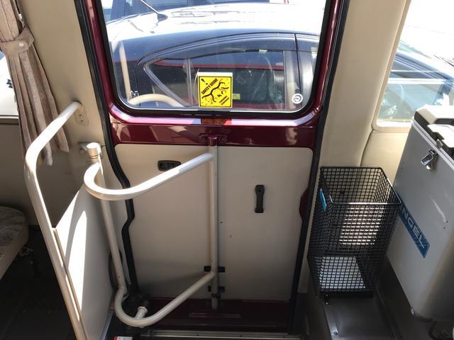 バス MT バックカメラ 29人乗り(23枚目)