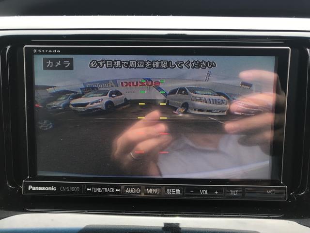 アエラス 後席モニタ 両側電動スライドドア TVナビ(11枚目)