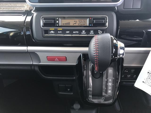 ハイブリッドXSターボ ブレーキサポート 両側電動スライドドア スマートキー(16枚目)