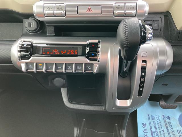 ハイブリッドMZ 4WD クルコン スマートキー オーディオ付 衝突被害軽減システム(10枚目)