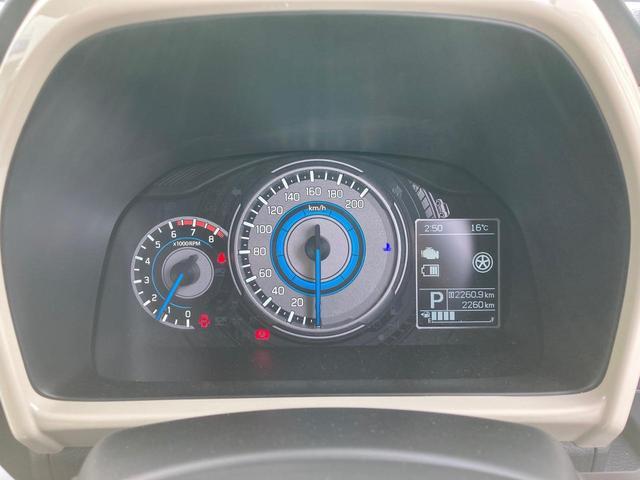 ハイブリッドMZ 4WD クルコン スマートキー オーディオ付 衝突被害軽減システム(18枚目)