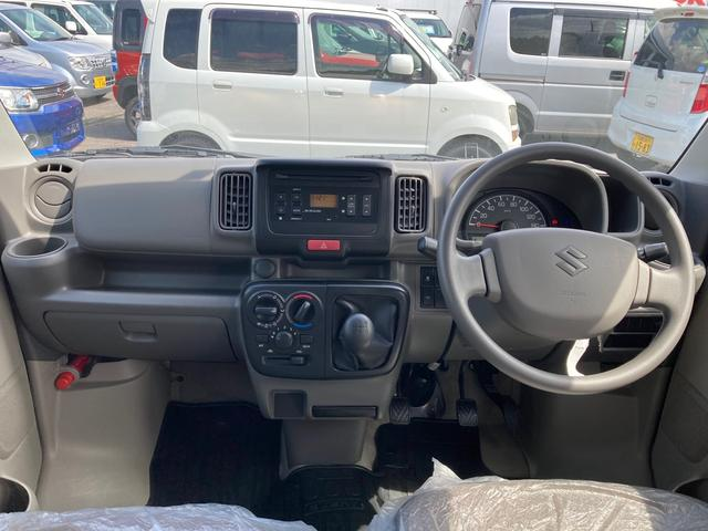 ジョイン 4WD 5速MT エアコン パワステ キーレス 両側スライドドア(2枚目)