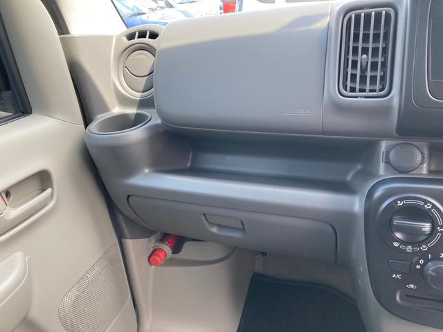 ジョイン 4WD 5速MT エアコン パワステ キーレス 両側スライドドア(9枚目)