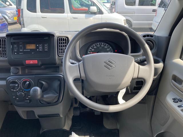 ジョイン 4WD 5速MT エアコン パワステ キーレス 両側スライドドア(11枚目)