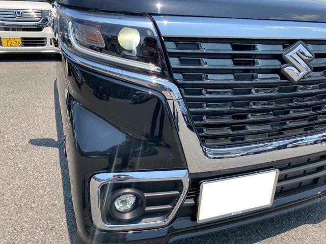 ハイブリッドGS 4WD 左側電動スライドドア TVナビ バックカメラ Bluetooth接続可 スマートキー プッシュスタート コーナーセンサー ワンオーナー(5枚目)
