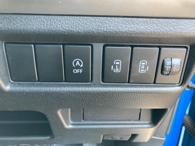 ハイブリッドX 4WD 両側電動スライドドア スマートキー プッシュスタート シートヒーター(10枚目)