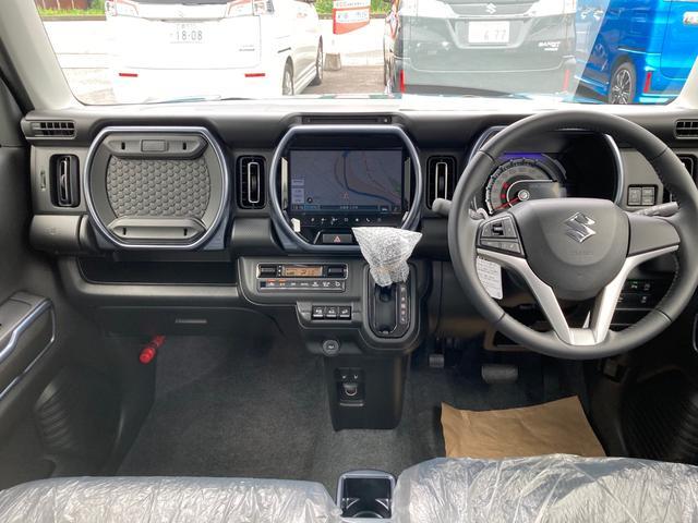 Jスタイル 届出済未使用車 4WD TVナビ 全方位カメラ Bluetooth接続可 スマートキー(2枚目)