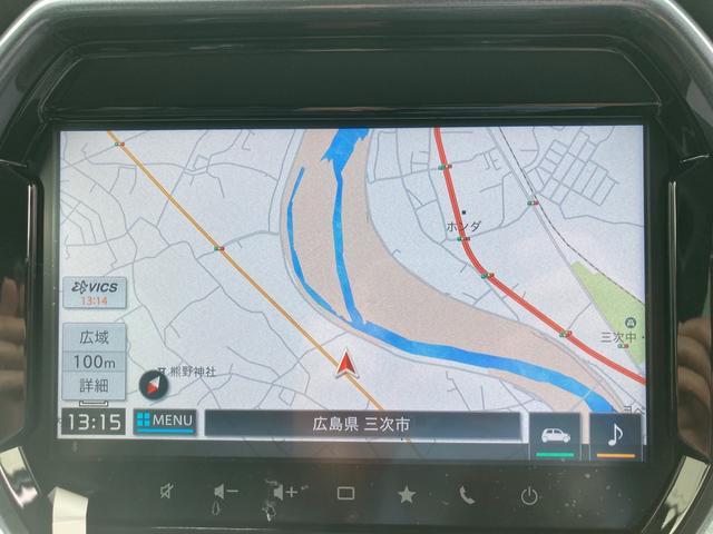 Jスタイル 届出済未使用車 4WD TVナビ 全方位カメラ Bluetooth接続可 スマートキー(3枚目)