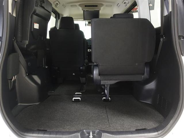 ハイブリッドG フルセグ DVD再生 ミュージックプレイヤー接続可 後席モニター バックカメラ 衝突被害軽減システム ETC ドラレコ 両側電動スライド LEDヘッドランプ 乗車定員7人 3列シート ワンオーナー(8枚目)