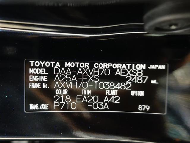 WS 革シート サンルーフ フルセグ DVD再生 ミュージックプレイヤー接続可 バックカメラ 衝突被害軽減システム ETC LEDヘッドランプ ワンオーナー 記録簿(19枚目)