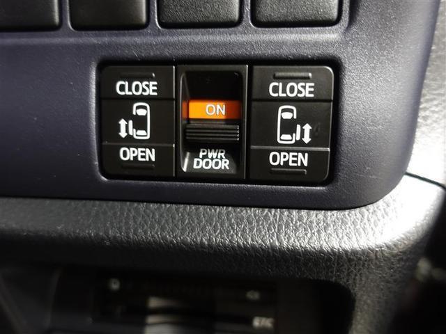 Si フルセグ メモリーナビ DVD再生 ミュージックプレイヤー接続可 後席モニター バックカメラ ETC 両側電動スライド LEDヘッドランプ ウオークスルー 乗車定員7人 3列シート 記録簿(16枚目)