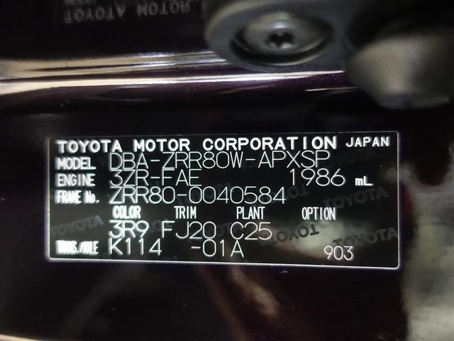 Si フルセグ メモリーナビ DVD再生 ミュージックプレイヤー接続可 後席モニター バックカメラ ETC 両側電動スライド LEDヘッドランプ ウオークスルー 乗車定員7人 3列シート 記録簿(20枚目)