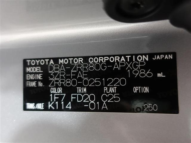 G フルセグ DVD再生 ミュージックプレイヤー接続可 バックカメラ 衝突被害軽減システム ETC 電動スライドドア LEDヘッドランプ ウオークスルー 乗車定員7人 3列シート ワンオーナー 記録簿(19枚目)
