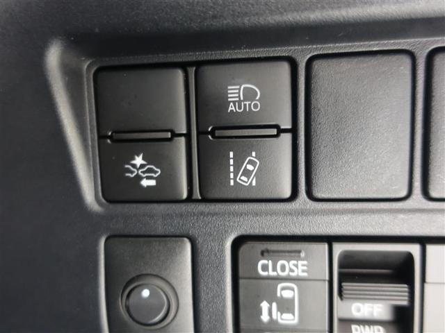 トヨタセーフティーセンス装備!レーダーとカメラの2種類のセンサーで危険を感知!予防安全性を高めています。