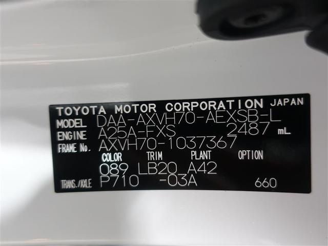 WSレザーパッケージ 革シート フルセグ DVD再生 ミュージックプレイヤー接続可 バックカメラ 衝突被害軽減システム ETC LEDヘッドランプ ワンオーナー 記録簿(20枚目)