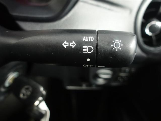 オートライト付!車外の明るさに応じて自動でヘッドライトを点灯・消灯します!