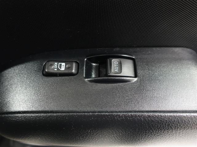 運転席のみパワーウィンドウが装備されています。