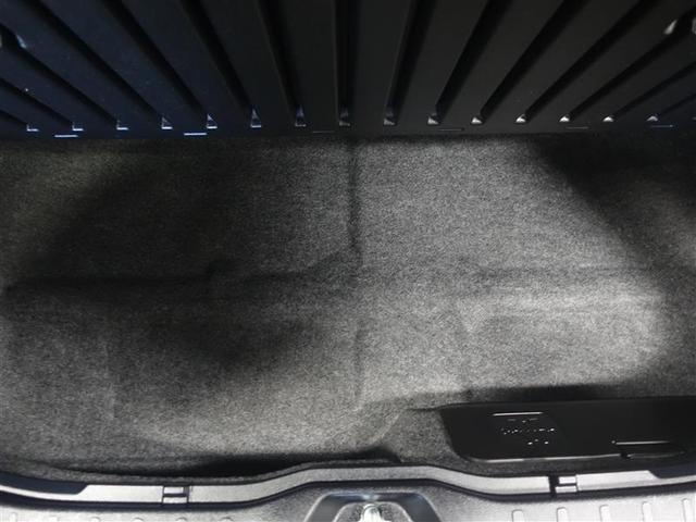 ラゲージルーム下には収納ボックスがありますので普段使わない小物の収納に便利です!
