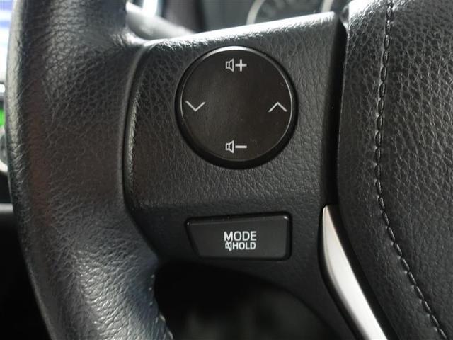 ナビに視線を移さず、ステアリングから手を離さずに運転に集中したまま手元でオーディオを操作出来ます!