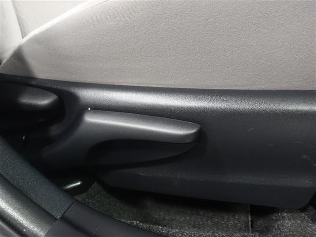 ドライバーシートの高さは調整機能もついております。