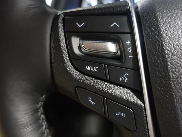 運転中でもステアリングスイッチでオーディオや空調を操作出来ます!