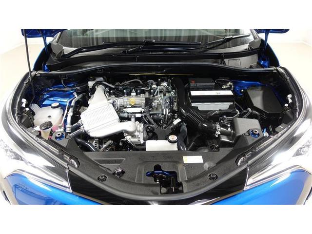 トヨタ C-HR S-T