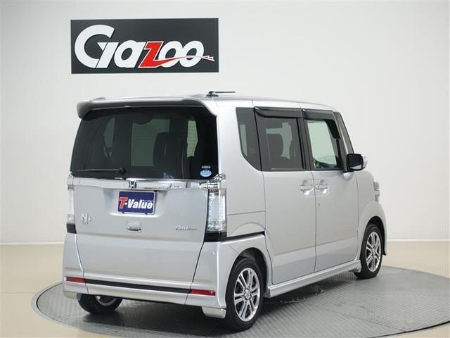 「ホンダ」「N-BOX+カスタム」「コンパクトカー」「広島県」の中古車3
