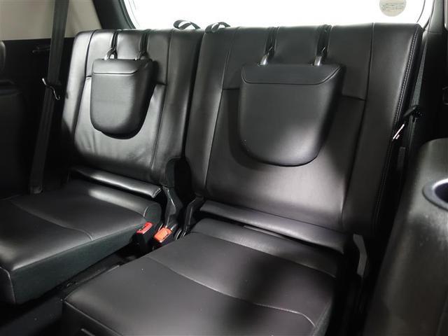 TZ-G 革シート サンルーフ 4WD フルセグ DVD再生 ミュージックプレイヤー接続可 バックカメラ ETC LEDヘッドランプ 乗車定員7人 3列シート(6枚目)