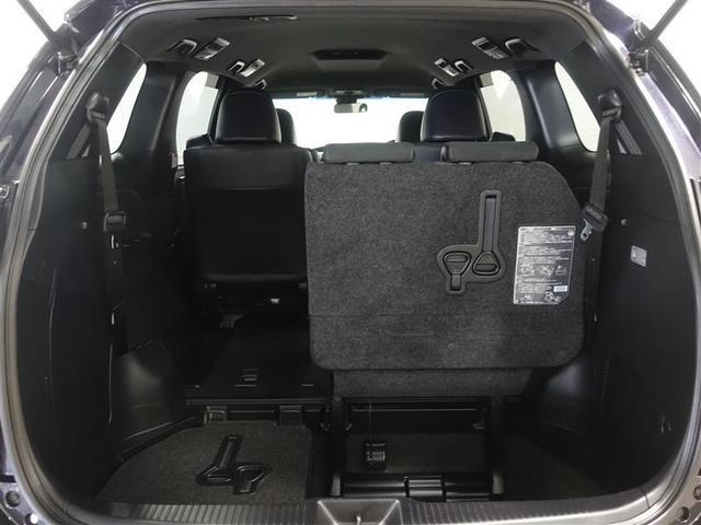 アエラス プレミアム フルセグ HDDナビ DVD再生 ミュージックプレイヤー接続可 バックカメラ 衝突被害軽減システム ETC 両側電動スライド LEDヘッドランプ ウオークスルー 乗車定員7人 3列シート ワンオーナー(8枚目)