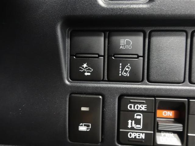 Si ダブルバイビー フルセグ メモリーナビ DVD再生 ミュージックプレイヤー接続可 後席モニター バックカメラ 衝突被害軽減システム ETC 両側電動スライド LEDヘッドランプ ウオークスルー 乗車定員8人 記録簿(14枚目)